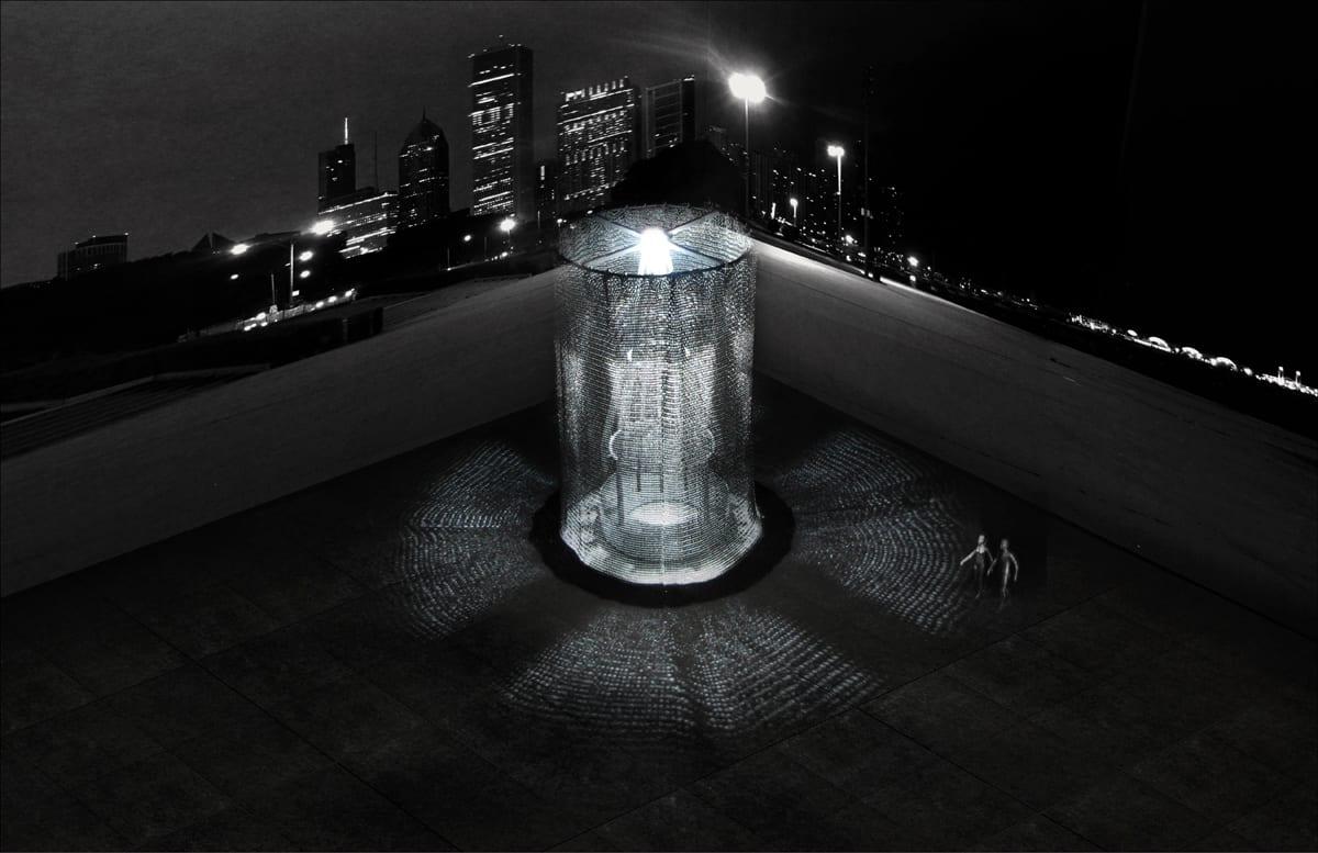 image 2 diorama night