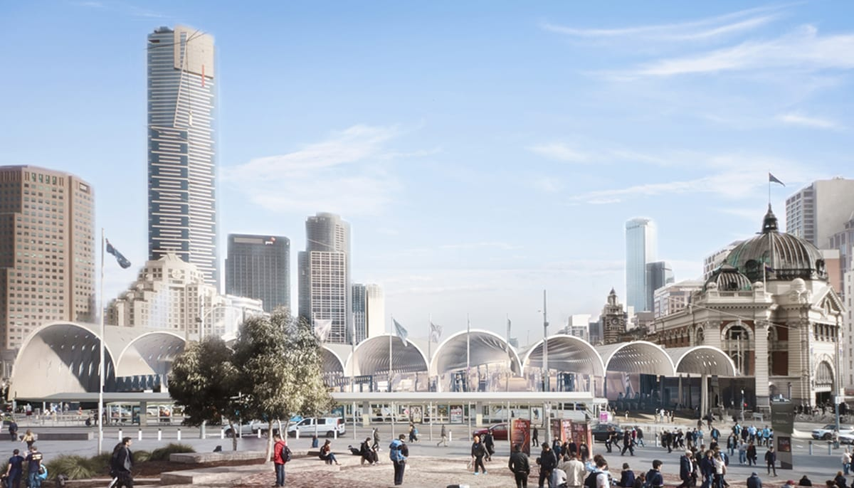 hhdm-flinders st station from fed square