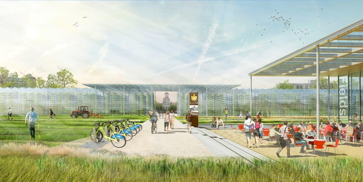 greenhouse gateway