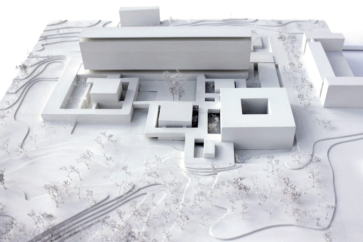 who-commuinty model-1 jaja-architects