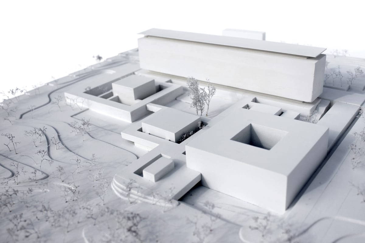 who-commuinty model-3 jaja-architects