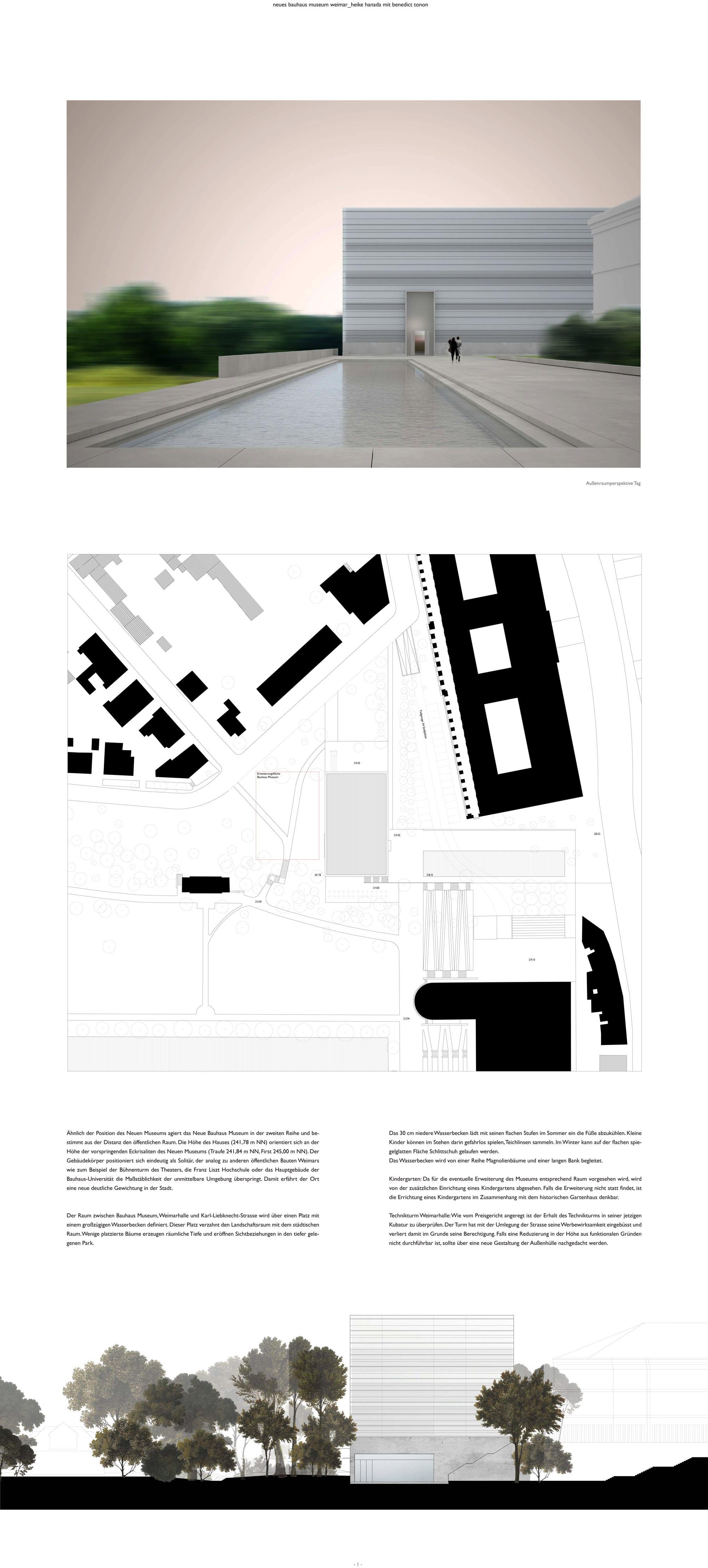 Was Ist Ein Bauhaus the bauhaus museum of weimar competitions