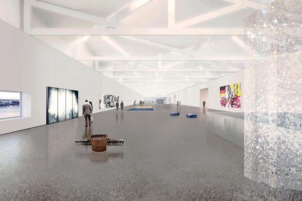 agps gh upper floor exhibition hall