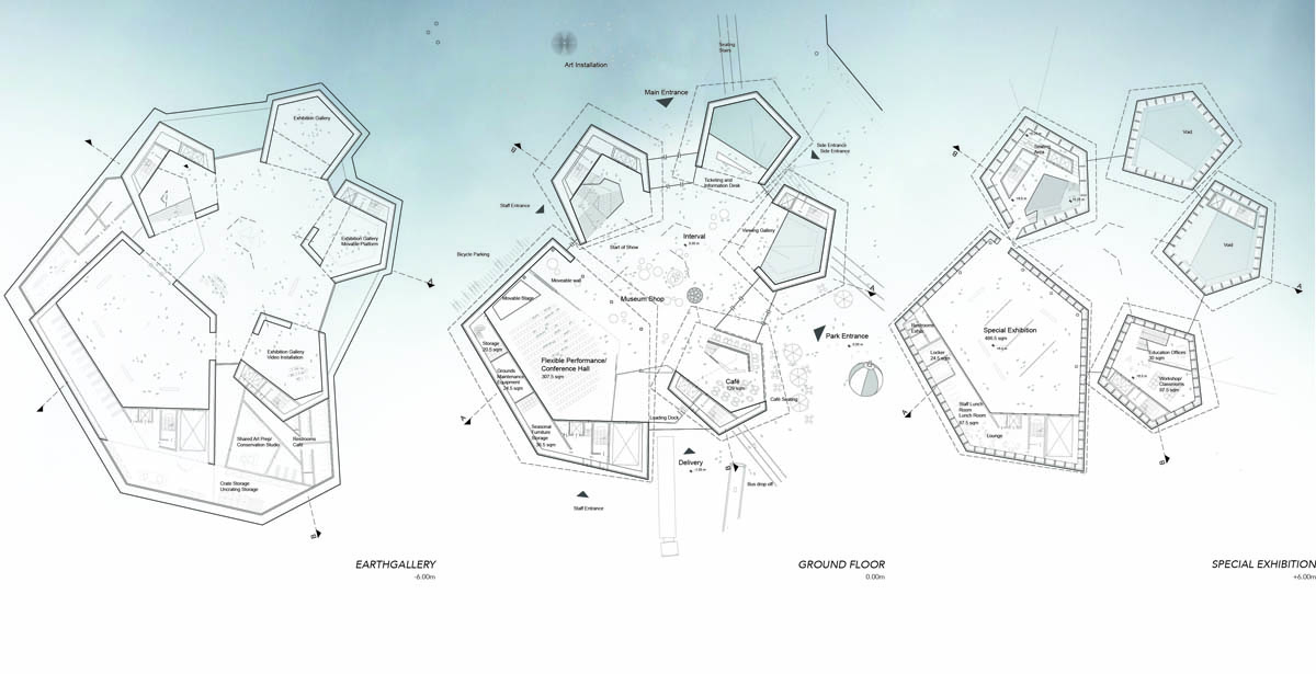 hcz-guggenheim-floor plans 1 of 2