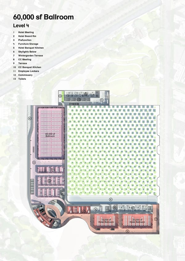f4 60k ballroom plan mbcc copyright oma
