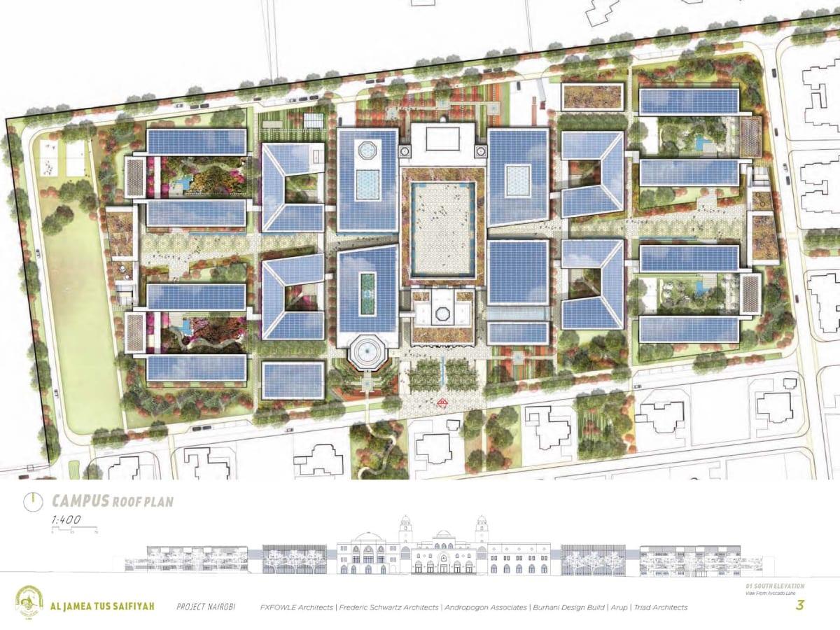 al jamea campus nairobi 2013-11