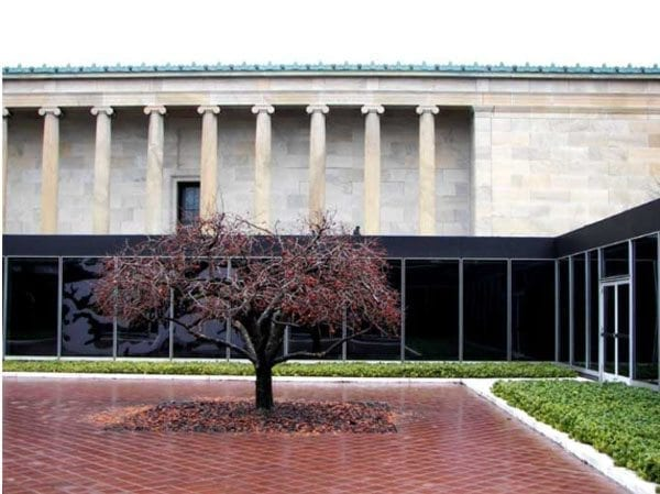 Gordon Bunshaft's Albright addition to the Knox Museum, Buffalo