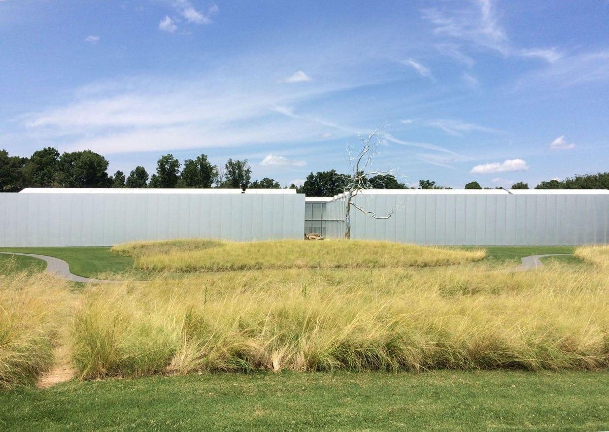 Thomas Pfifer's North Carolina Museum of Art addition
