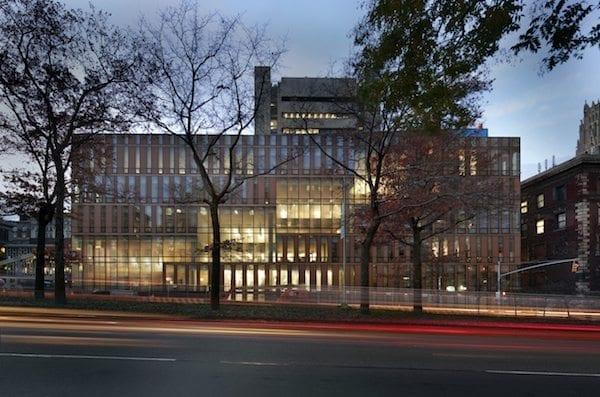 Barnard College Nexus, Location: New York, NY, Architect: Weiss/Manfredi