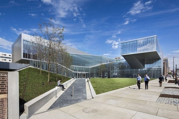 UPENN, Singh Center for Nanotechnology, Location: Philadelphia PA, Architect: Weiss/Manfredi Architects