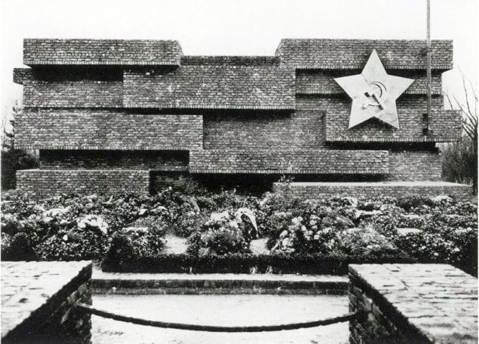 Rosa Luxemburg memorial