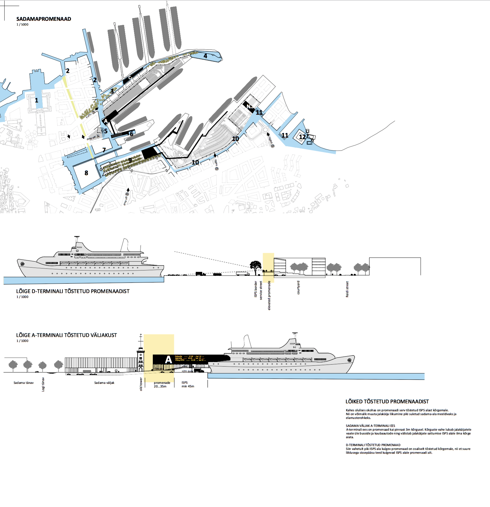 Tallinn Port Masterplan 2030 Competition Competitions Viking C 1000b Wiring Diagram For Finalist Alejandro Zaera Polo Maider Llaguno Architecture Kavakava London