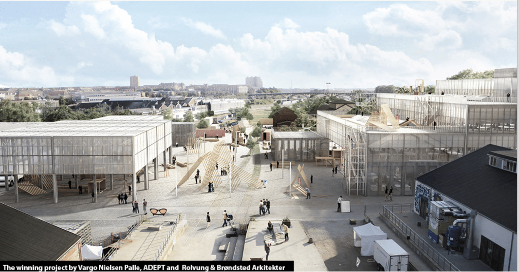 Aarhus new school of architecture competitions for Architecture house design competitions